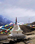 Khatra Vallery Trek, Ganden samya trek, Lhasa tour, Namtso lake tour, A mini stupa on the way to Khatra valley, view on the way.....